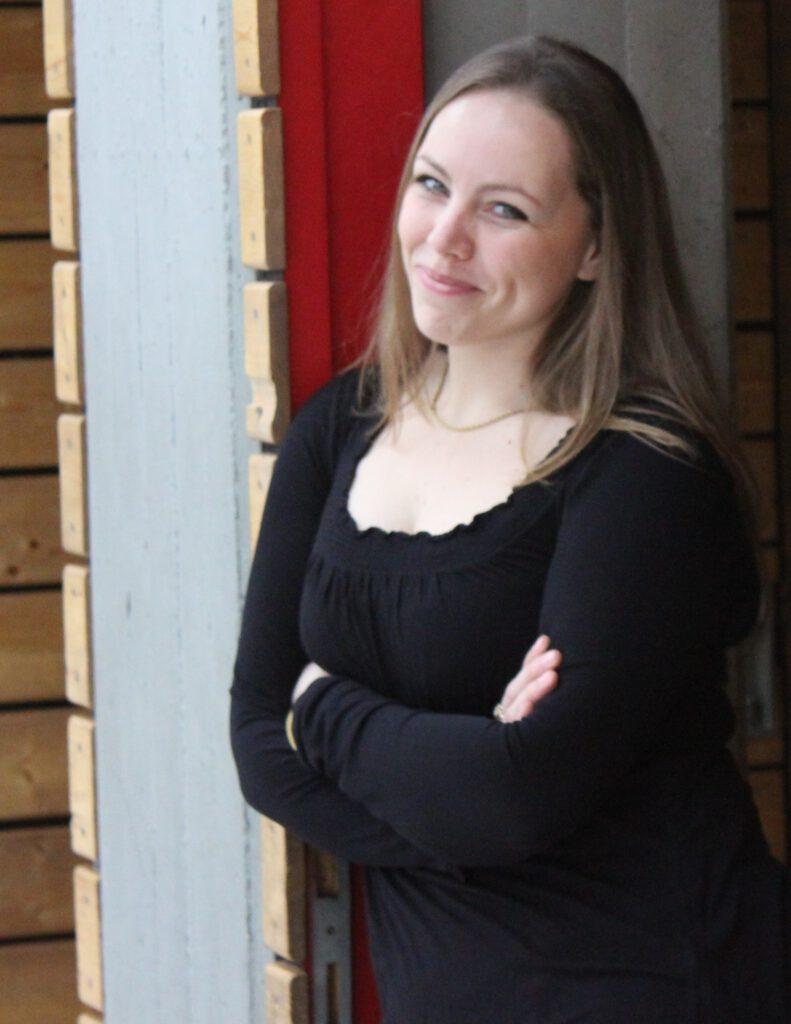 Agnieszka Fudala, CEO