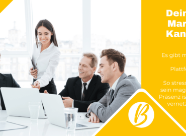Deine B2B-Marketingkanäle für 2022 und darüber hinaus